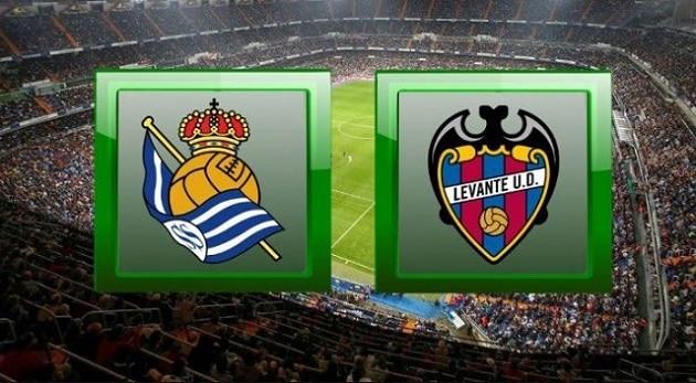 Soi kèo nhà cái tỉ số Real Sociedad vs Levante, 29/08/2021 - VĐQG Tây Ban Nha