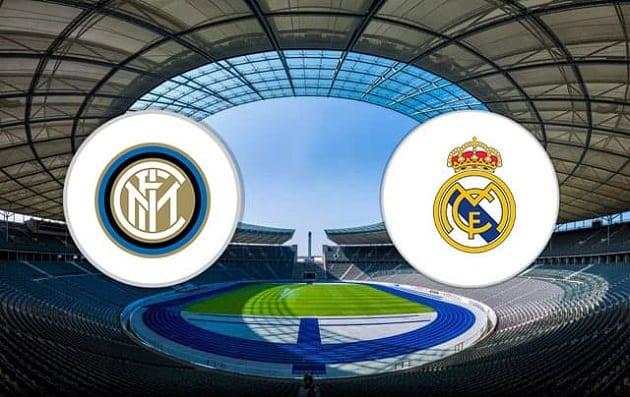 Soi kèo nhà cái tỉ số Inter Milan vs Real Madrid, 16/09/2021 - Champions League