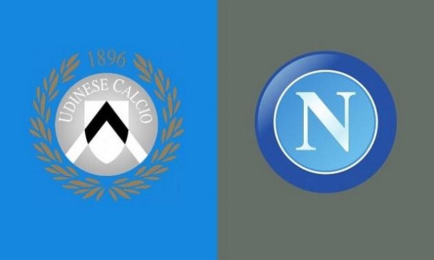 Soi kèo nhà cái tỉ số Udinese vs Napoli, 21/09/2021 - VĐQG Ý