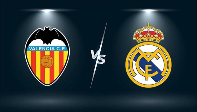 Soi kèo nhà cái tỉ số Valencia vs Real Madrid, 20/09/2021 - VĐQG Tây Ban Nha