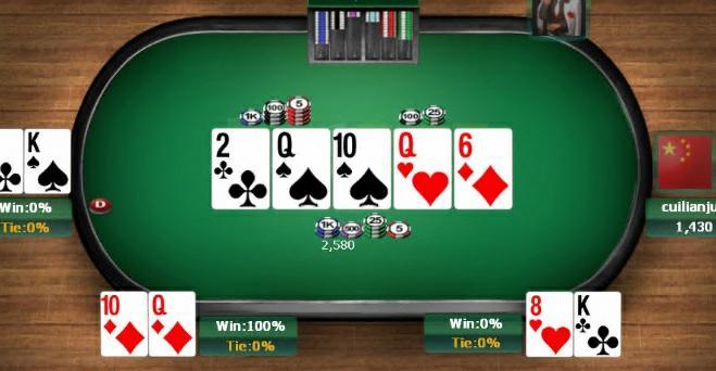Những lỗi xảy ra khi chơi Poker online